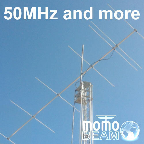 50 Mhz and more
